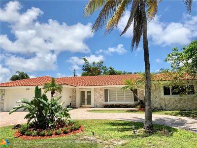 Fort Lauderdale Single Family Home For Sale: 2901 NE 41st Street