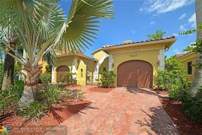 Parkland Single Family Home For Sale: 9467 Satinleaf Pl