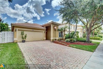 Pembroke Pines Single Family Home Backup Contract-Call LA: 1951 NW 171st Ave