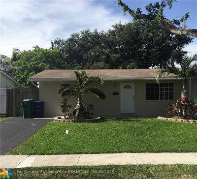 Cooper City Single Family Home For Sale: 9437 SW 51st Ct