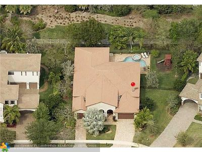 Parkland Single Family Home For Sale: 10251 Majestic Trl