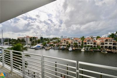 Fort Lauderdale Condo/Townhouse For Sale: 133 Isle Of Venice #402