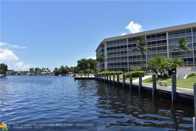 Deerfield Beach Condo/Townhouse For Sale: 410 N Federal Hwy #116