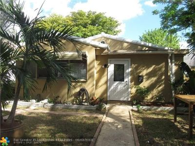 Hollywood Multi Family Home For Sale: 1935 Rodman St