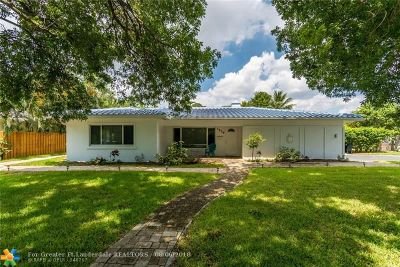 Coral Ridge, Coral Ridge 21-50 B, Coral Ridge Add, Coral Ridge Country Club Single Family Home For Sale: 1529 Bayview Dr
