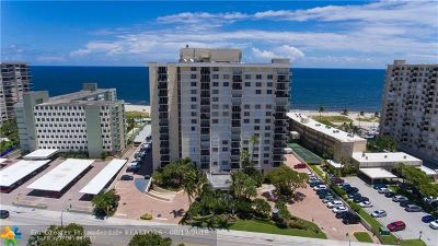 Lauderdale By The Sea Condo/Townhouse For Sale: 1900 S Ocean Blvd #7C