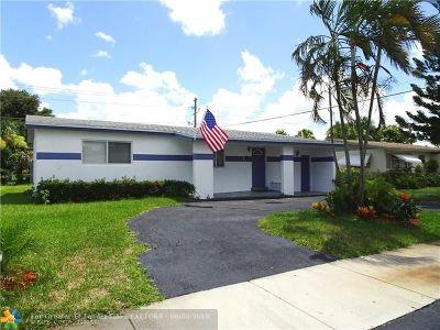 Lauderhill Single Family Home Backup Contract-Call LA: 3190 NW 5th St