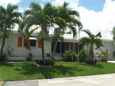 Tamarac Single Family Home For Sale: 7002 NW 71st Ave