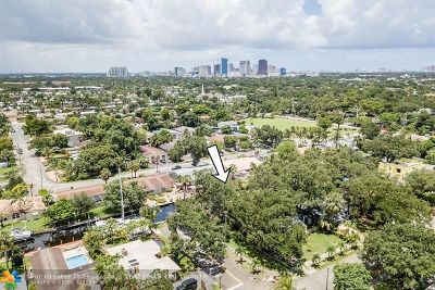 Fort Lauderdale Single Family Home For Sale: 1634 SW 10th Ave