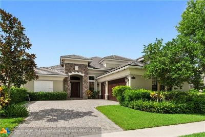 Boynton Beach Single Family Home For Sale: 9300 Equus Cir