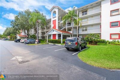Pembroke Pines Condo/Townhouse For Sale: 1001 SW 128th Ter #110B