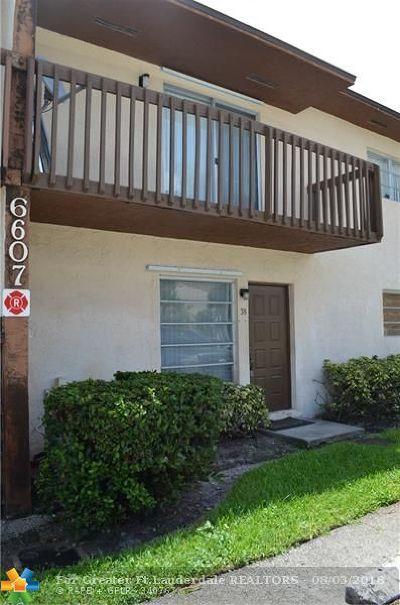 Margate Condo/Townhouse Backup Contract-Call LA