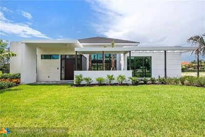 Davie Single Family Home For Sale: 2627 Oak Park Drive