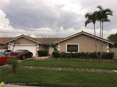 Hialeah Single Family Home For Sale: 6350 NW 200th Ter