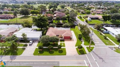 Coconut Creek Single Family Home Backup Contract-Call LA: 600 NW 43rd Ave