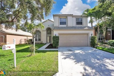 Coral Springs Single Family Home For Sale: 252 NW 117th Ave