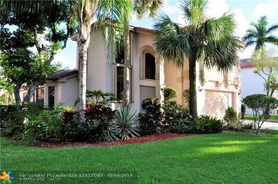 Parkland Single Family Home Backup Contract-Call LA: 5810 NW 63rd Pl