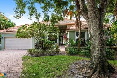 Jupiter Single Family Home For Sale: 18891 Gumbo Limbo Ct