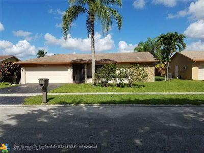 Boca Raton Single Family Home Backup Contract-Call LA: 22732 SW 10th St