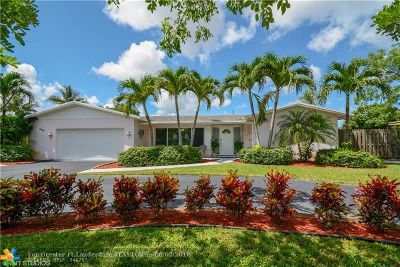 Plantation Single Family Home For Sale: 5661 SW 5th St