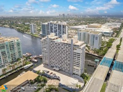 Fort Lauderdale Condo/Townhouse For Sale: 2800 E Sunrise Blvd #19B