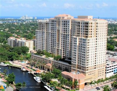 Fort Lauderdale Condo/Townhouse For Sale: 511 SE 5th Ave #906