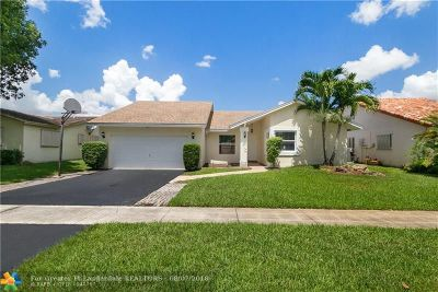 Plantation Single Family Home For Sale: 510 NW 103rd Ave