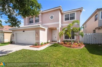 Miramar Single Family Home For Sale: 17452 SW 33rd St