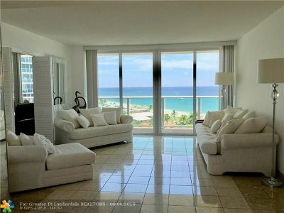 Deerfield Beach Condo/Townhouse For Sale: 333 NE 21st Ave #1100