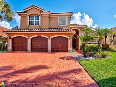 Boca Raton Single Family Home For Sale: 19665 Black Olive Ln