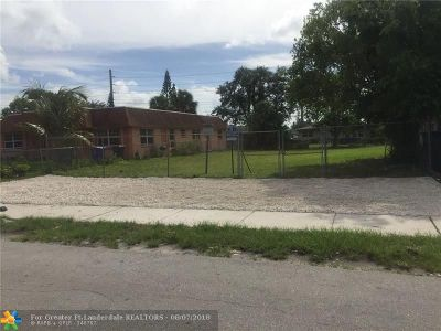 Fort Lauderdale Residential Lots & Land For Sale: 1615 NW 8th Ave