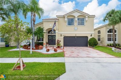 Pembroke Pines Single Family Home Backup Contract-Call LA: 15873 NW 16th Ct
