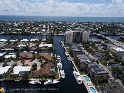 Fort Lauderdale Condo/Townhouse Backup Contract-Call LA: 3121 NE 51st St #306