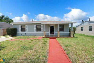 Miami Single Family Home Backup Contract-Call LA: 15220 NW 31st Ave