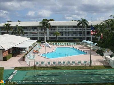 Fort Lauderdale Condo/Townhouse For Sale: 5200 NE 24th Terr #C-315