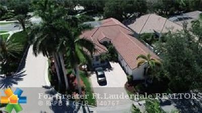 Coral Springs Rental For Rent: 6246 NW 125th Ave
