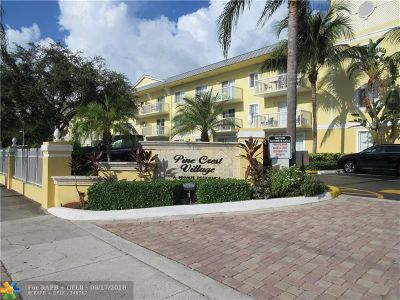 Fort Lauderdale Condo/Townhouse For Sale: 150 NE 15th Ave #150