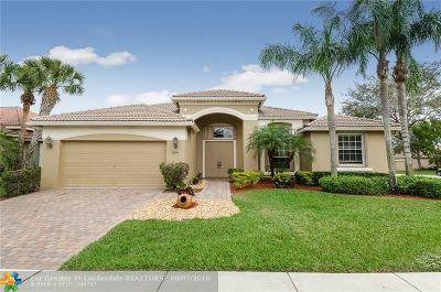 Lake Worth Single Family Home For Sale: 6664 Murano