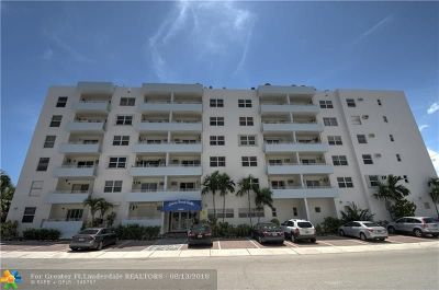 Fort Lauderdale Condo/Townhouse For Sale: 2900 Banyan St #505