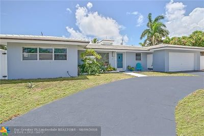 Lauderdale By The Sea Single Family Home Backup Contract-Call LA: 1936 Sailfish Place