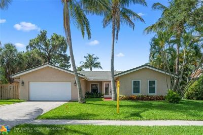Boca Raton Single Family Home For Sale: 1430 SW 17th St