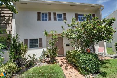 Condo/Townhouse Backup Contract-Call LA: 3135 N Palm Aire Dr #3135