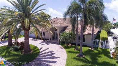 Fort Lauderdale Single Family Home For Sale: 3120 NE 57th Ct
