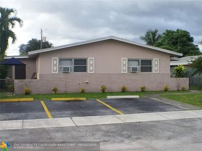 Fort Lauderdale Multi Family Home For Sale: 4157 SW 23rd St