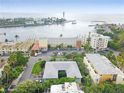 Pompano Beach Condo/Townhouse For Sale: 2505 Bay Dr #4