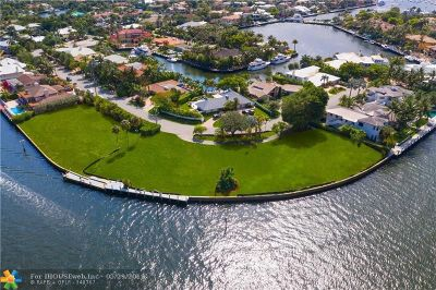 Fort Lauderdale Residential Lots & Land For Sale: 76-9 Isla Bahia Dr