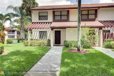 Coconut Creek Condo/Townhouse For Sale: 4319 Carambola Cir #F401