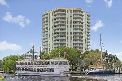 Fort Lauderdale Condo/Townhouse For Sale: 401 SW 4th Ave #1506