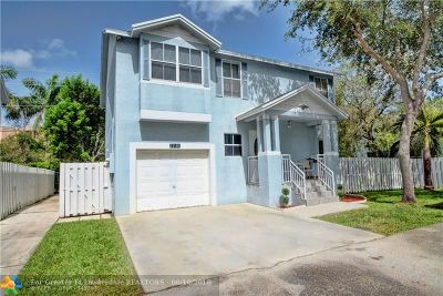 Pembroke Pines Single Family Home For Sale: 480 NW 102nd Ter