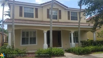 Delray Beach Single Family Home For Sale: 1445 E Bexley Park Dr